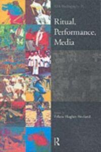 Foto Cover di Ritual, Performance, Media, Ebook inglese di  edito da Taylor and Francis