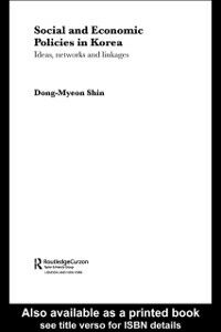 Ebook in inglese Social and Economic Policies in Korea Shin, Dong-Myeon