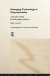 Ebook in inglese Managing Technological Discontinuities Laurila, Juha
