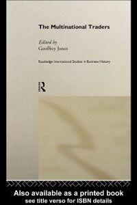 Ebook in inglese Multinational Traders Jones, Geoffrey G