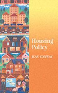 Foto Cover di Housing Policy, Ebook inglese di AA.VV edito da