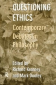Ebook in inglese Questioning Ethics -, -