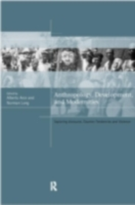 Ebook in inglese Anthropology, Development and Modernities -, -