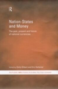 Ebook in inglese Nation-States and Money -, -