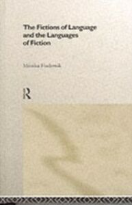 Foto Cover di Fictions of Language and the Languages of Fiction, Ebook inglese di Monika Fludernik, edito da Taylor and Francis