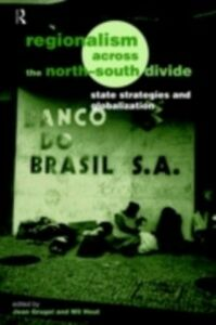 Foto Cover di Regionalism across the North/South Divide, Ebook inglese di  edito da Taylor and Francis