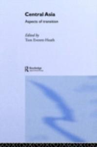 Ebook in inglese Central Asia -, -