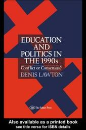 Education And Politics For The 1990s