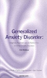 Ebook in inglese Generalized Anxiety Disorder: Pocketbook Argyropolous, Spilios , Forshall, Sam , Nutt, David