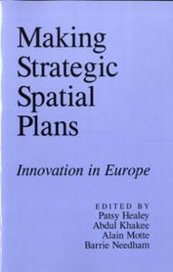 Ebook in inglese Making Strategic Spatial Plans -, -
