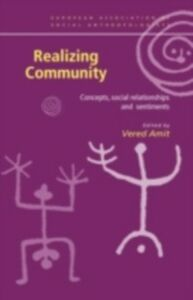 Ebook in inglese Realizing Community -, -