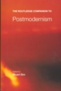 Ebook in inglese Routledge Companion to Postmodernism -, -