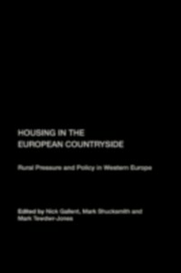 Ebook in inglese Housing in the European Countryside -, -