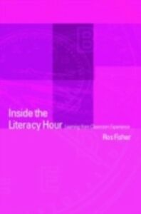 Ebook in inglese Inside the Literacy Hour Fisher, Ros