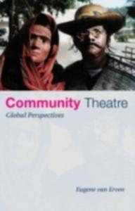 Ebook in inglese Community Theatre Erven, Eugene van