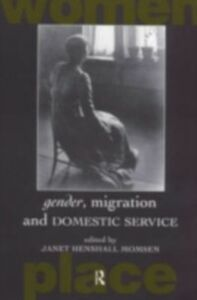 Ebook in inglese Gender, Migration and Domestic Service -, -