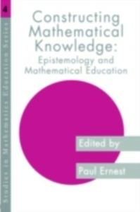 Ebook in inglese Constructing Mathematical Knowledge -, -