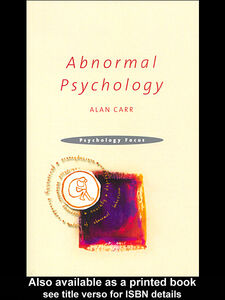 Ebook in inglese Abnormal Psychology Carr, Alan
