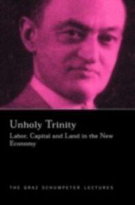 Ebook in inglese Unholy Trinity Foley, Duncan K.
