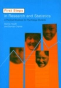 Ebook in inglese First Steps In Research and Statistics Cramer, Duncan , Howitt, Dennis