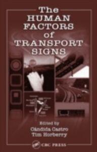 Foto Cover di Human Factors of Transport Signs, Ebook inglese di  edito da CRC Press