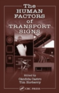 Ebook in inglese Human Factors of Transport Signs -, -