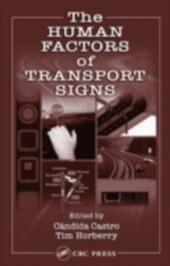 Human Factors of Transport Signs