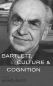 Ebook in inglese Bartlett, Culture and Cognition -, -