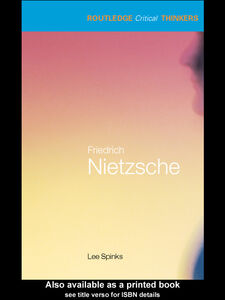 Foto Cover di Friedrich Nietzsche, Ebook inglese di Lee Spinks, edito da