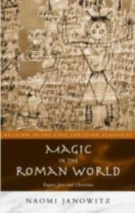 Foto Cover di Magic in the Roman World, Ebook inglese di Naomi Janowitz, edito da Taylor and Francis