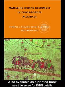 Foto Cover di Managing Human Resources in Cross-Border Alliances, Ebook inglese di AA.VV edito da