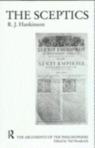 Foto Cover di Sceptics-Arg Philosophers, Ebook inglese di  edito da Taylor and Francis
