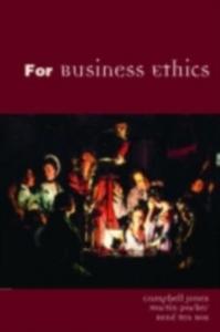 Ebook in inglese For Business Ethics Bos, Rene ten , Jones, Campbell , Parker, Martin