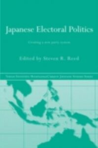 Ebook in inglese Japanese Electoral Politics -, -