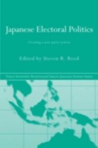 Ebook in inglese Japanese Electoral Politics -, -