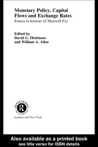 Ebook in inglese Monetary Policy, Capital Flows and Exchange Rates -, -