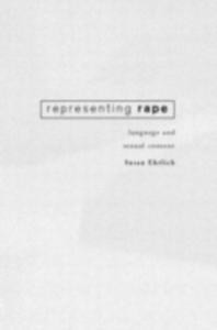 Ebook in inglese Representing Rape Ehrlich, Susan