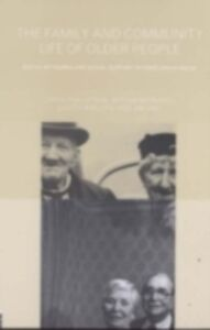 Foto Cover di Family and Community Life of Older People, Ebook inglese di AA.VV edito da Taylor and Francis