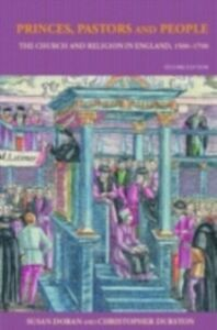 Ebook in inglese Princes, Pastors and People Doran, Susan , Durston, Christopher