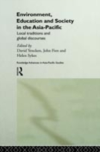 Ebook in inglese Environment, Education and Society in the Asia-Pacific -, -