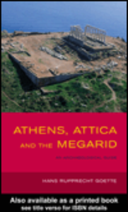 Ebook in inglese Athens, Attica and the Megarid Goette, Hans Rupprecht