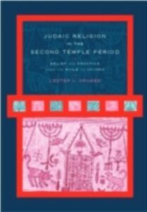 Foto Cover di Judaic Religion in the Second Temple Period, Ebook inglese di Lester L. Grabbe, edito da Taylor and Francis