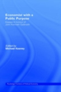 Ebook in inglese Economist With a Public Purpose -, -