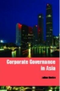 Ebook in inglese Corporate Governance in Asia Roche, Julian