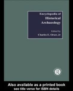 Ebook in inglese Encyclopedia of Historical Archaeology -, -