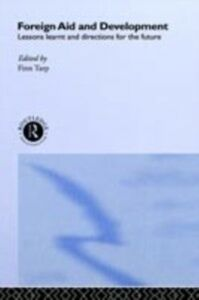 Foto Cover di Foreign Aid and Development, Ebook inglese di  edito da Taylor and Francis