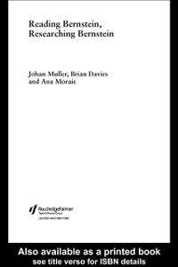 Ebook in inglese Reading Bernstein, Researching Bernstein
