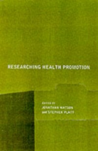 Ebook in inglese Researching Health Promotion -, -