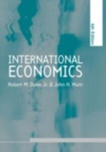 Foto Cover di International Economics, Ebook inglese di Alan Professor Winters, edito da Taylor and Francis