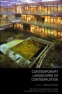 Ebook in inglese Contemporary Landscapes of Contemplation -, -